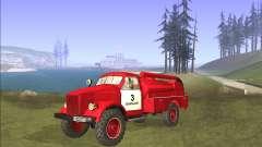 GAZ 63 de bombeiros