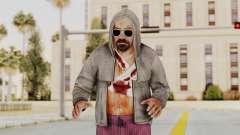 Kane And Lynch 2 - Lynch Hood Up para GTA San Andreas