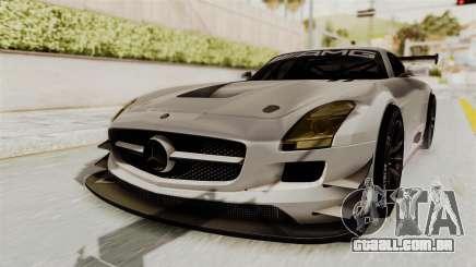 Mercedes-Benz SLS AMG GT3 PJ3 para GTA San Andreas