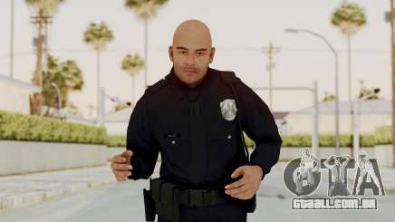 GTA 5 LV Cop para GTA San Andreas