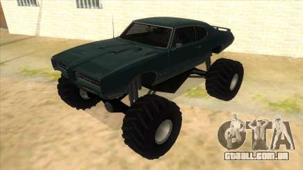 1969 Pontiac GTO Monster Truck para GTA San Andreas