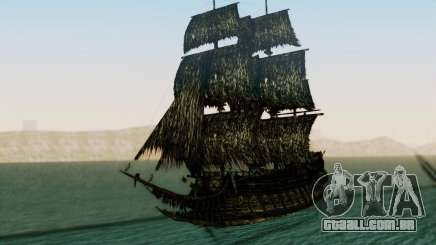 Flying Dutchman 3D para GTA San Andreas