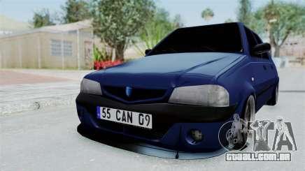 Dacia Solenza limousine para GTA San Andreas