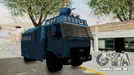 FAP Water Cannon para GTA San Andreas
