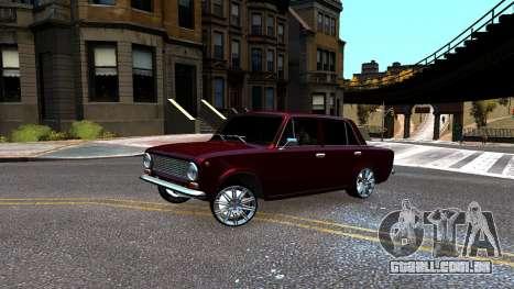 VAZ 21011 Style para GTA 4
