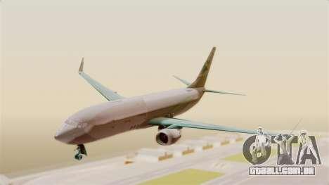 Boeing 737-3U3 Garuda Indonesia para GTA San Andreas
