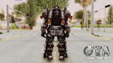 UT2004 The Corrupt - Virus para GTA San Andreas terceira tela