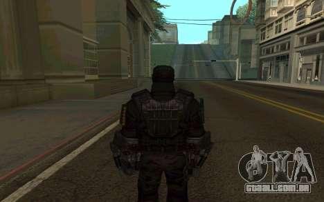 Crossbones para GTA San Andreas segunda tela
