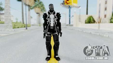 Marvel Heroes - Agent Venom para GTA San Andreas segunda tela