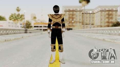 Power Ranger Zeo - Gold para GTA San Andreas segunda tela