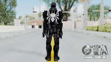 Marvel Heroes - Agent Venom para GTA San Andreas terceira tela