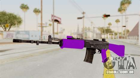 IOFB INSAS Violet para GTA San Andreas