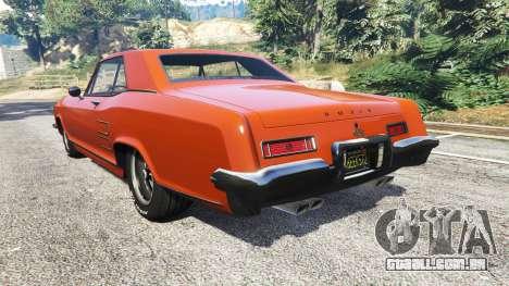 Buick Riviera 1963 para GTA 5