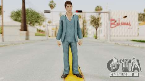 Scarface Tony Montana Suit v3 para GTA San Andreas segunda tela