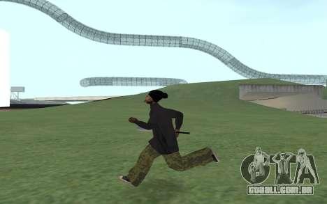 Novo Ballas 3 para GTA San Andreas terceira tela