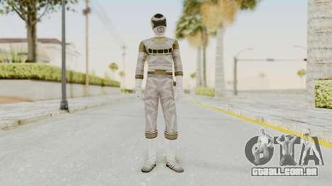 Power Rangers In Space - Silver para GTA San Andreas segunda tela