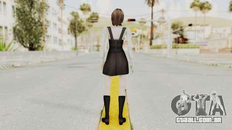 Fatal Frame 4 - Rukka School para GTA San Andreas terceira tela