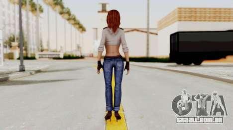 Brooke - Fireburst para GTA San Andreas terceira tela
