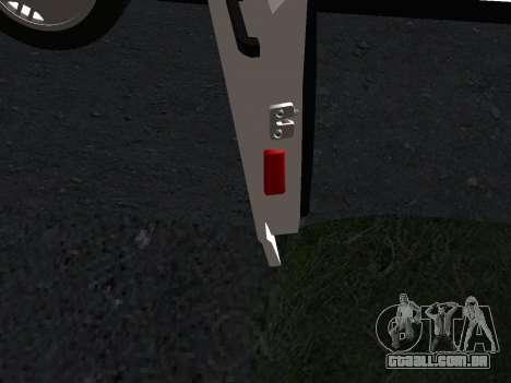 VAZ 2108 Stock by Greedy para as rodas de GTA San Andreas