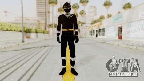 Alien Rangers - Black para GTA San Andreas segunda tela