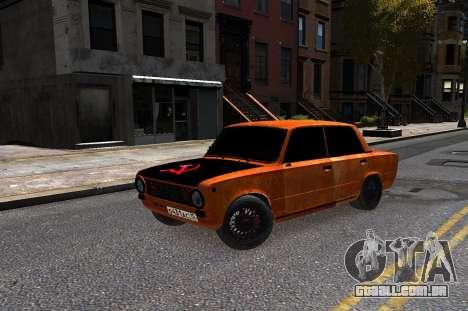 VAZ 2101 Vagabundo para GTA 4