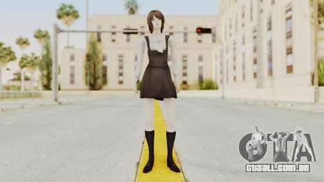 Fatal Frame 4 - Rukka School para GTA San Andreas segunda tela