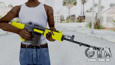 IOFB INSAS Yellow para GTA San Andreas terceira tela