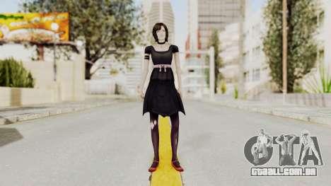 Fatal Frame 4 - Madoka Goth para GTA San Andreas segunda tela
