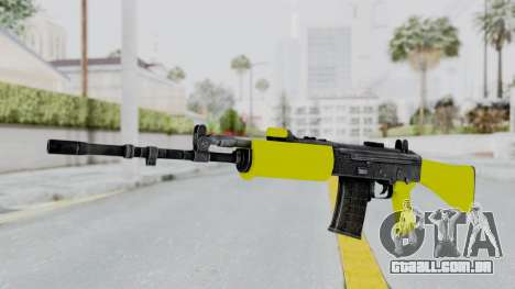 IOFB INSAS Yellow para GTA San Andreas