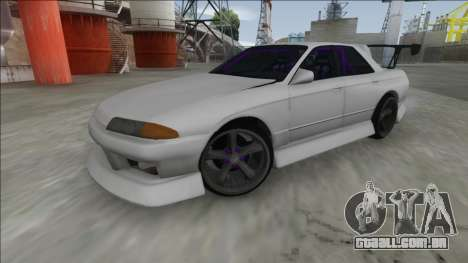 Nissan Skyline R32 4 Door Drift para GTA San Andreas