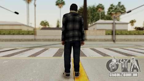 GTA 5 Michael v1 para GTA San Andreas terceira tela