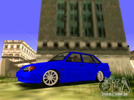 2115 Feridos para GTA San Andreas esquerda vista