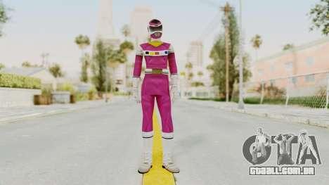 Power Rangers In Space - Pink para GTA San Andreas segunda tela