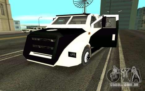 Van colecionadores para GTA San Andreas