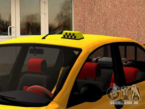 Daewoo Lanos (Sens) 2004 v2.0 by Greedy para as rodas de GTA San Andreas