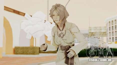 Nora - Final Fantasy XIII para GTA San Andreas