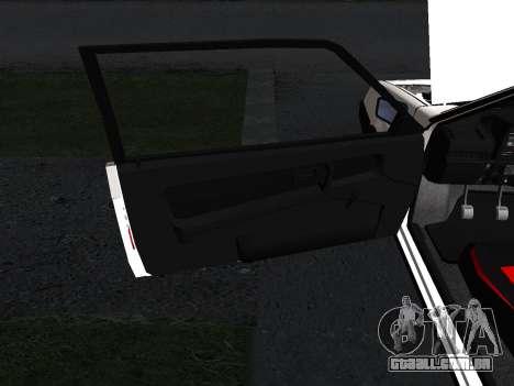 VAZ 2108 Stock by Greedy para o motor de GTA San Andreas