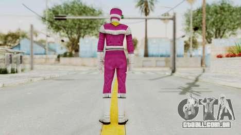 Power Rangers In Space - Pink para GTA San Andreas terceira tela