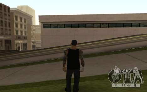 Wuzimu para GTA San Andreas segunda tela