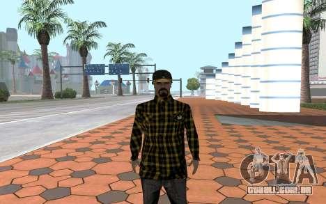 Los Santos Vagos Gang Member para GTA San Andreas