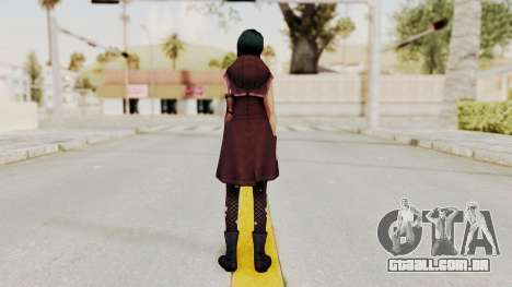 Marvel Future Fight - Sister Grimm New para GTA San Andreas terceira tela