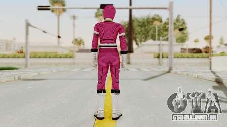 Power Rangers Turbo - Pink para GTA San Andreas terceira tela