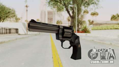 Liberty City Stories Colt Python para GTA San Andreas segunda tela