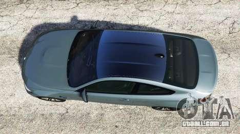 GTA 5 BMW M4 GTS voltar vista