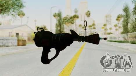 Ray Gun from CoD World at War para GTA San Andreas