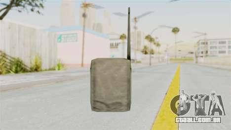 Metal Slug Weapon 4 para GTA San Andreas segunda tela