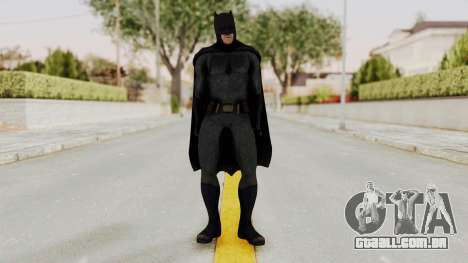 Batman vs. Superman - Batman para GTA San Andreas segunda tela
