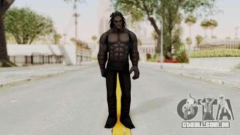 Marvel Future Fight - Lash para GTA San Andreas segunda tela