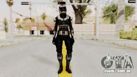 Mass Effect 3 Ajax Female Armor para GTA San Andreas segunda tela