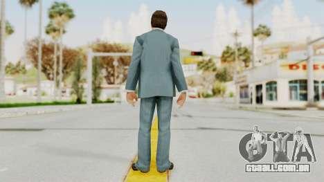 Scarface Tony Montana Suit v3 para GTA San Andreas terceira tela